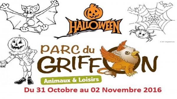 Halloween au Parc du Griffon